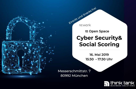 re:work – Cyber Security und Social Scoring –